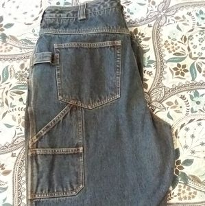 Women's insulated Duluth Trading Company jeans